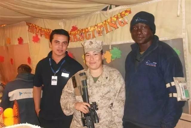 我在美军驻阿富汗营地工作的 900 天-前方高能