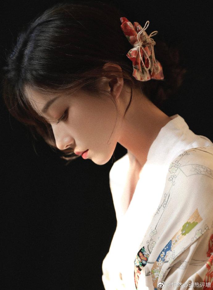 仙儿般的妹纸@潘白雪 - 和服【COSERBA.COM】