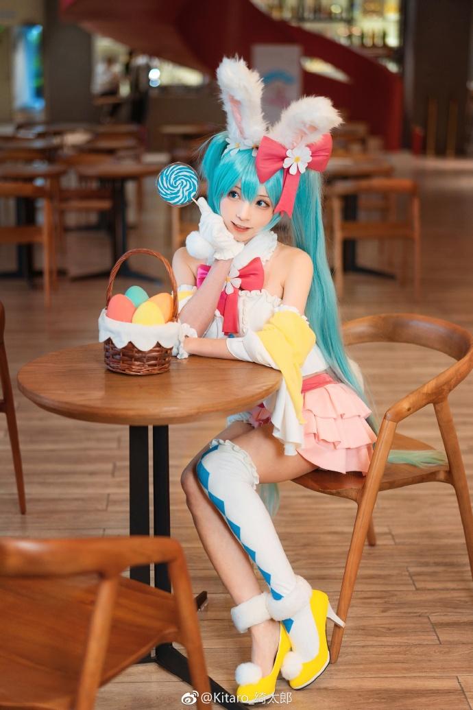 妹子图@Kitaro_绮太郎 她cosplay的碧蓝航线是最逼真的! liuliushe.net六六社 第2张