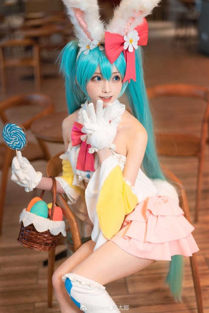 妹子图@Kitaro_绮太郎 她cosplay的碧蓝航线是最逼真的! liuliushe.net六六社 第6张