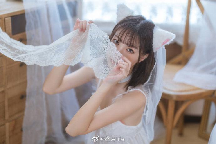 许岚LAN 七了个三少女写真