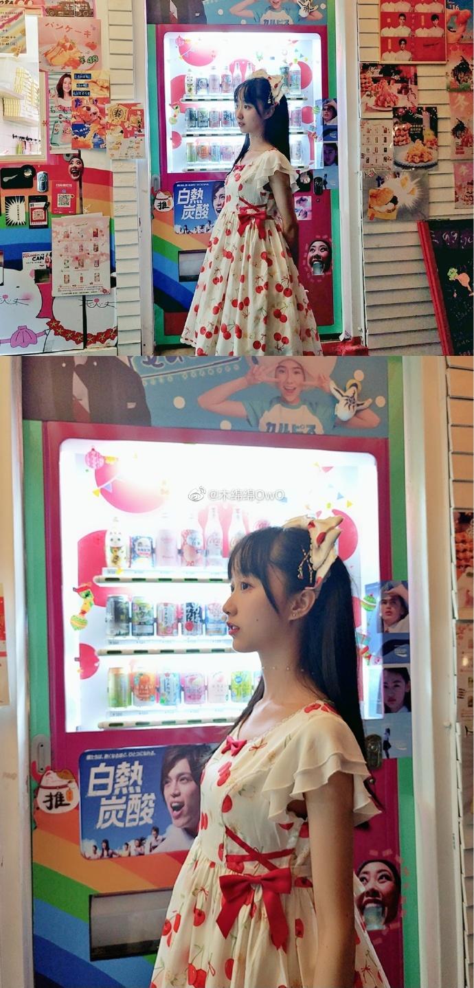 看妹吧微博妹子推荐@桜桃喵 cosplay小美女一枚!