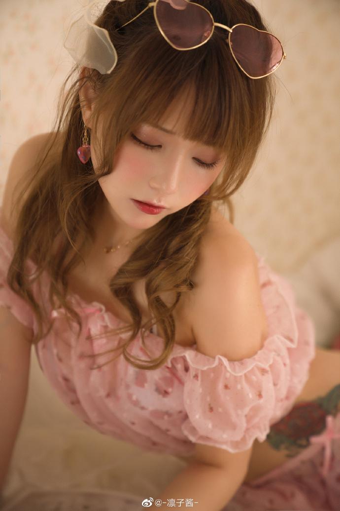 今日妹子图 20200424 二次元cosplay爱好者 @凛子酱 liuliushe.net六六社 第13张