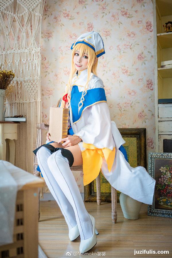 momoko 葵葵二次元大胸萌妹子 cosplay 写真福利 CosPlay
