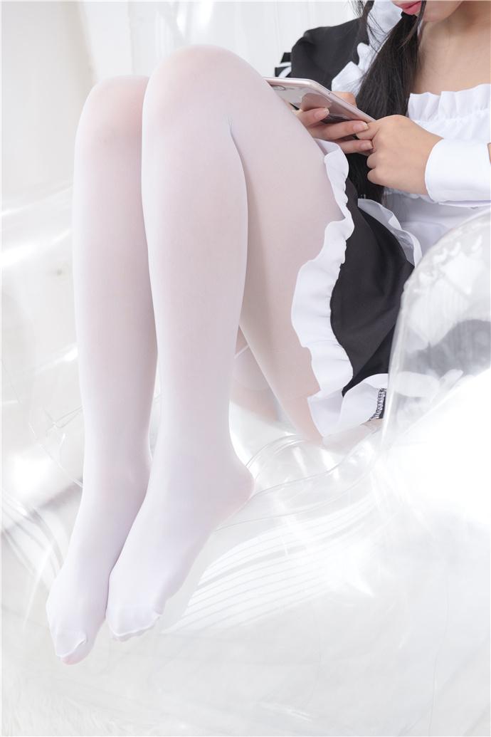 【森罗财团】BETA-015 白丝女仆妹子图 森罗财团
