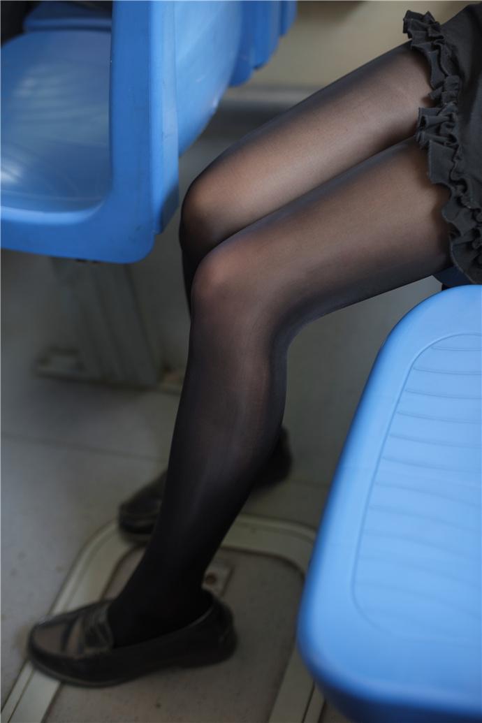 【森罗财团】BETA-019 公交车黑丝妹子 森罗财团