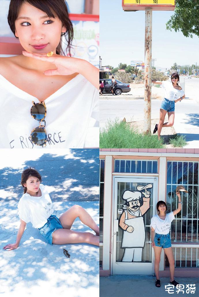 久松郁实回归即将推出人生第二本写真集 宅男猫 图9