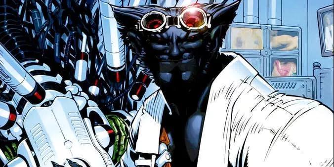 盘点漫威漫画中那些暗黑超级英雄与本体的强弱程度 动漫ACG