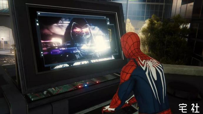 PS4《蜘蛛侠》游戏中与漫威世界相关的11个彩蛋 宅男游戏