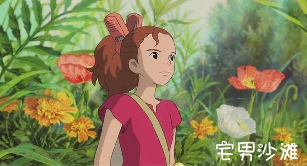 网友票选「吉卜力」工作室动画最可爱美少女,经典角色纷纷上榜