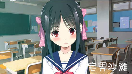 Steam平台美少女游戏《东京学校生活(Tokyo School Life)》,美少女带你体验宅男圣地秋叶原