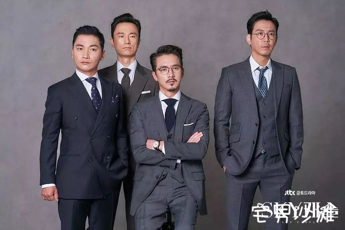 【好剧推荐】韩剧《天空之城》创收视记录,所有人都逃不出的牢笼,所有人都不真实