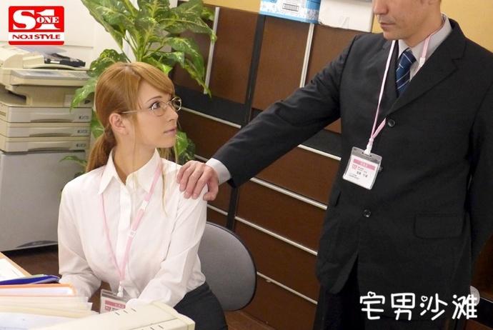 SNIS-300:混血美女「蒂亚(ティア)」为完成保险业绩主动献身