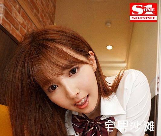 SSNI-432:「三上悠亜(三上悠亚)」3月份最新作品,甜美笑容诱惑姐姐的男友