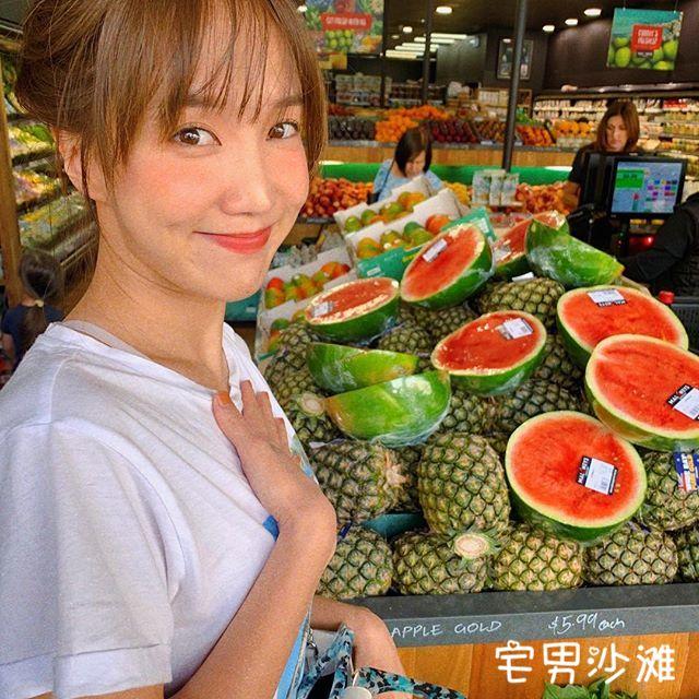 韩国美女厨娘「Gabie Kook(국가비)」,不想当厨子的艺术家不是好艺术家