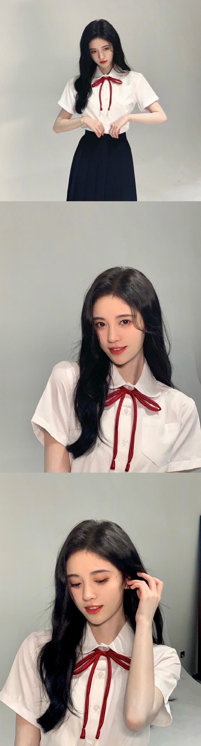 2020妹子图 每天分享 鞠婧祎 涨姿势 第4张