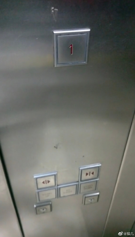 重庆的电梯…