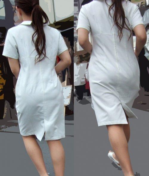 有这样的护士服怎能怪男人想入非非!