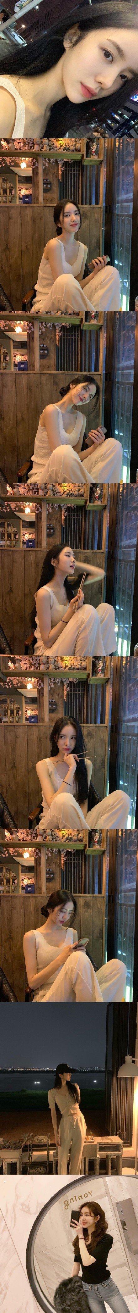 妹子图:Yerinxk,超好看的韩系小姐姐 涨姿势 第6张