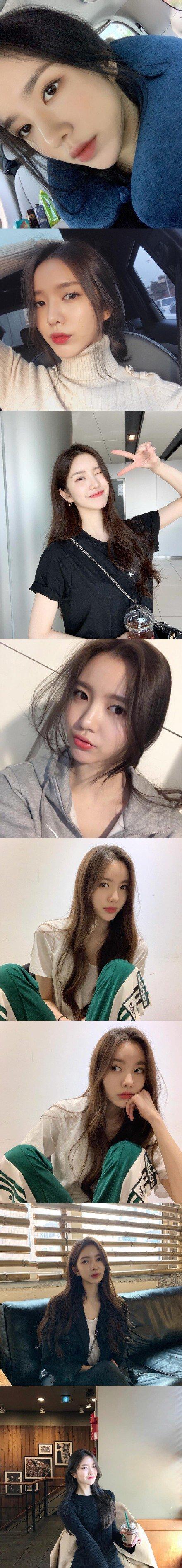 妹子图:Yerinxk,超好看的韩系小姐姐 涨姿势 第7张