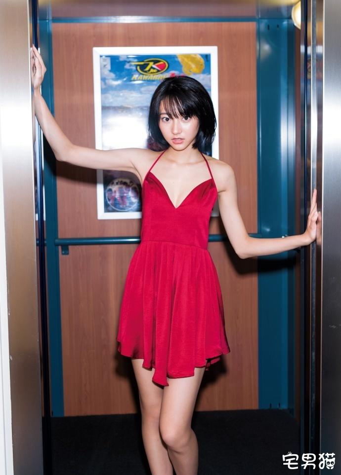 短发最高!短发小姐姐武田玲奈写真你看过么!