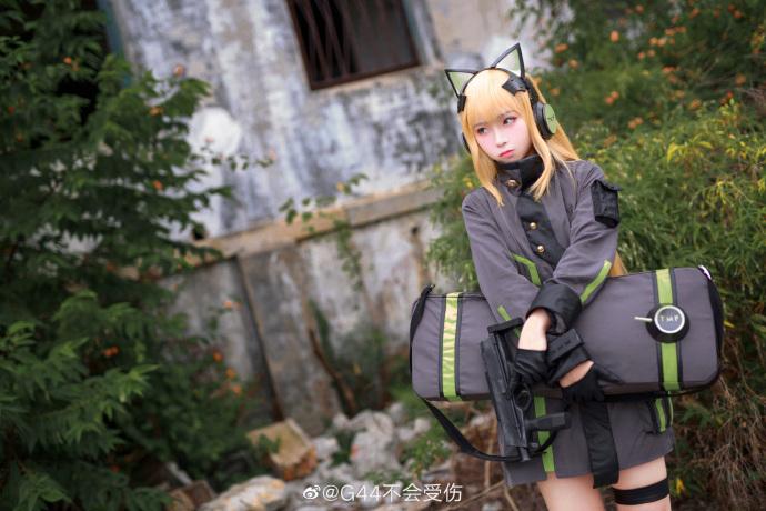 今日妹子图 20200409 微博cosplay** @小明明不要受伤 liuliushe.net六六社 第2张