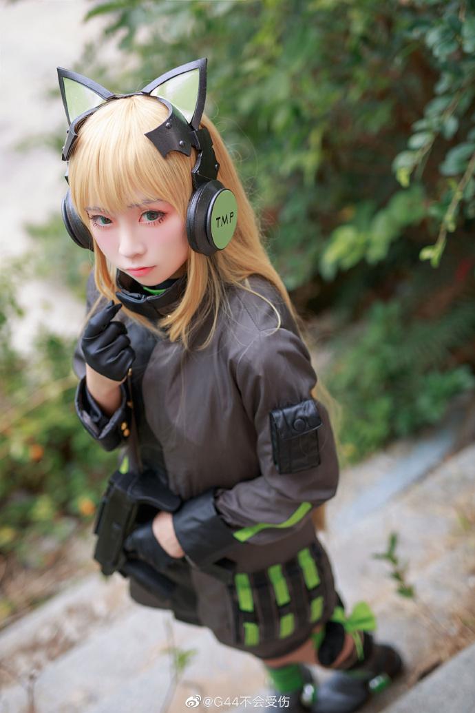 今日妹子图 20200409 微博cosplay** @小明明不要受伤 liuliushe.net六六社 第4张