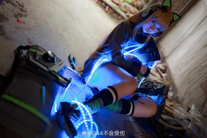 今日妹子图 20200409 微博cosplay** @小明明不要受伤 liuliushe.net六六社 第5张