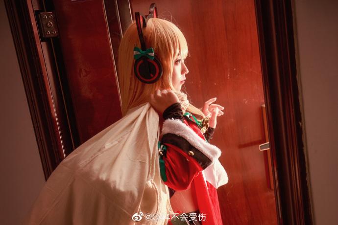 今日妹子图 20200409 微博cosplay** @小明明不要受伤 liuliushe.net六六社 第8张