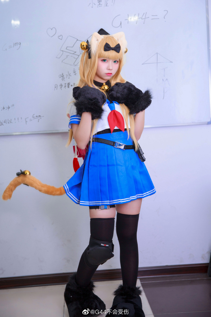 今日妹子图 20200409 微博cosplay** @小明明不要受伤 liuliushe.net六六社 第13张
