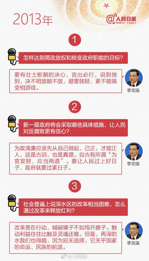 国务院总理答中外记者问 微博热搜 图4