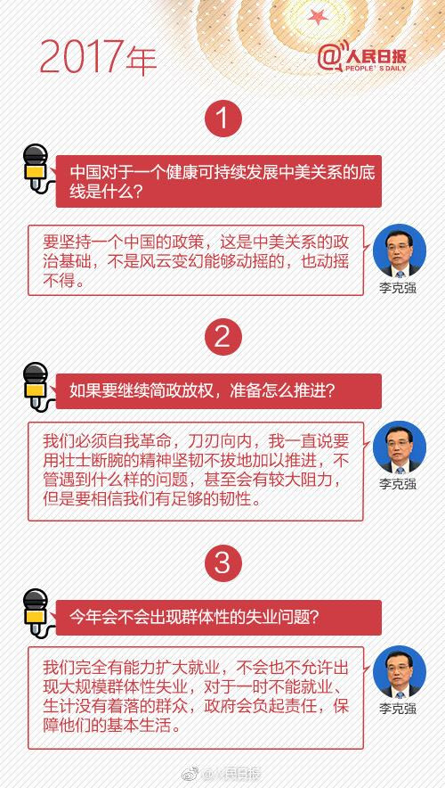 国务院总理答中外记者问 微博热搜 图11