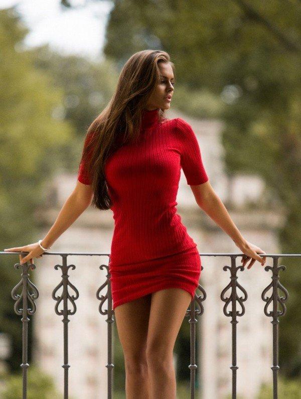 俄罗斯模特Viki Odintcova
