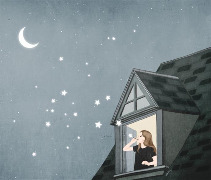 晚安心语181209:昨天很爱你,今天不爱了,明天看心情