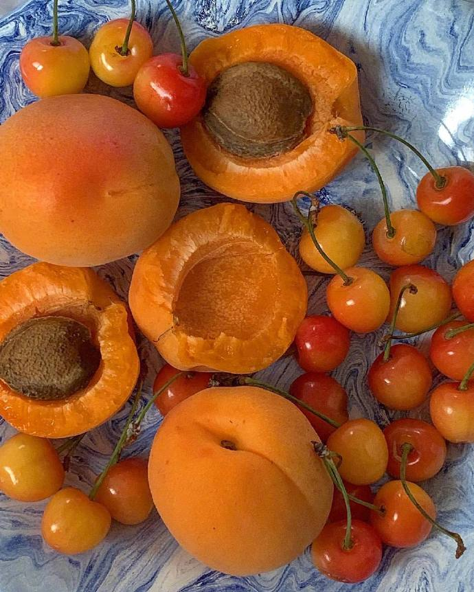 各种水果图片合集,爱吃水果的人儿一般都比较美