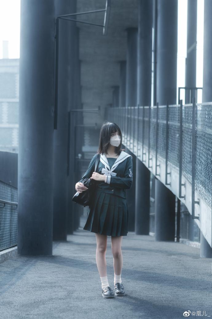 今日妹子图 20200528 脖子以下全是腿的cosplay @凰儿 liuliushe.net六六社 第21张