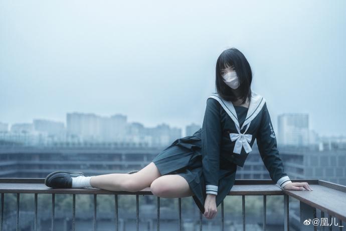 今日妹子图 20200528 脖子以下全是腿的cosplay @凰儿 liuliushe.net六六社 第24张