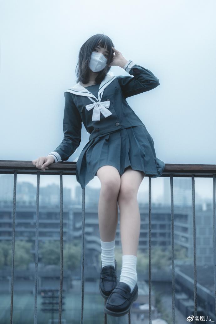 今日妹子图 20200528 脖子以下全是腿的cosplay @凰儿 liuliushe.net六六社 第25张