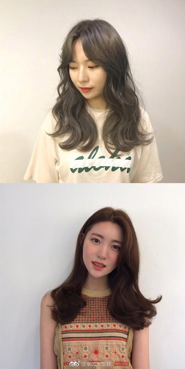 当下流行的18款发型参考 想换发型的妹子看过来~