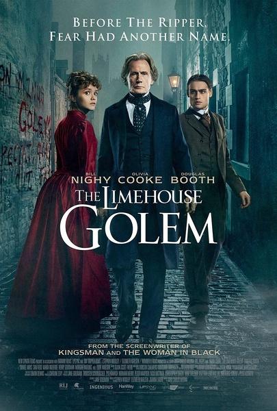 萊姆豪斯的殺人魔 The Limehouse Golem