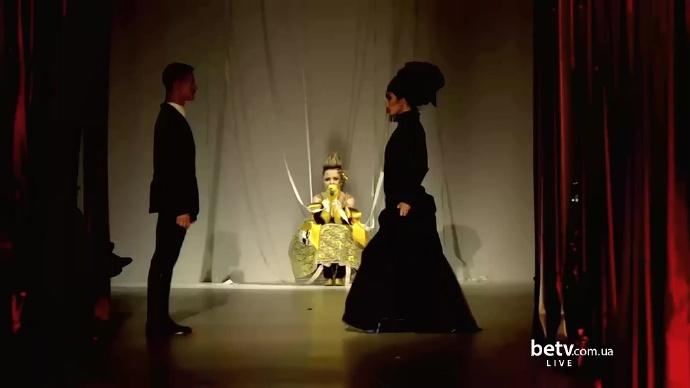惊艳! 乌克兰另类时装秀,亮点在8分13秒720P高清