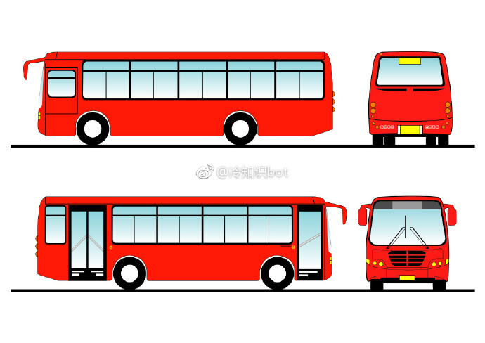 冷知识:即使挤得再满公交车也不会超员 涨姿势 第1张