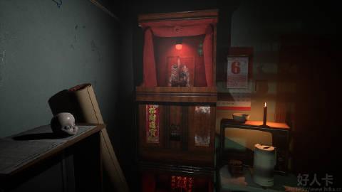 国产新游《港诡实录》解密恐怖游戏