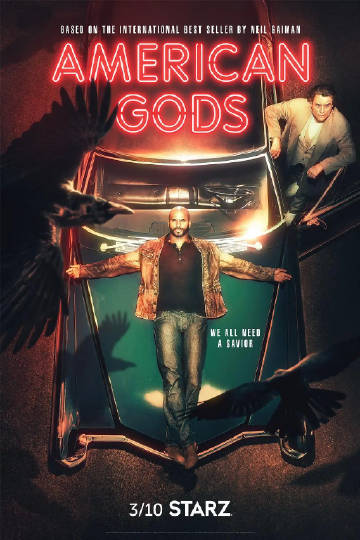 美国众神 第二季 American Gods Season 2