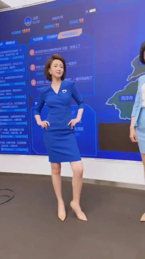 这电视台女团什么水平?