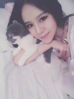 有没有人会像我宠爱小猫一样爱我么
