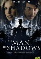 陰影中的男人