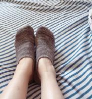 可爱的小袜袜,猜猜穿多大的鞋