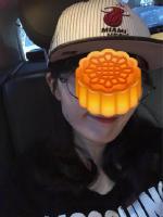 买了一顶新帽子,给热火加油
