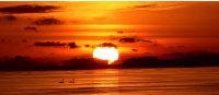 看夕阳西下的心情句子 形容夕阳落幕伤感的话